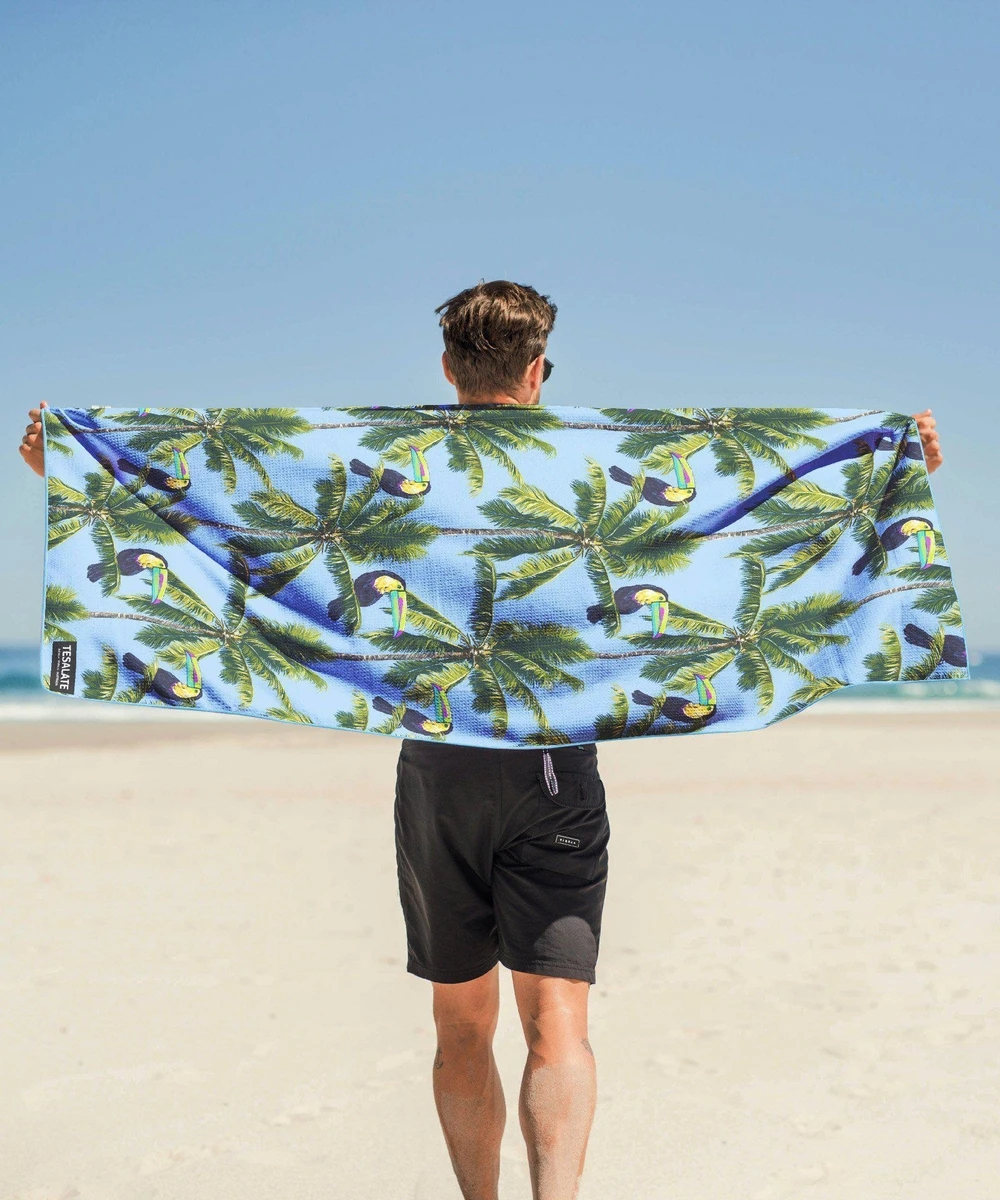 Rapid-drying Beach Towel Manufacturer